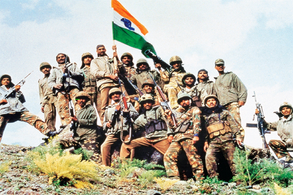 facts of kargil war A tribute to the heroes of the kargil war salute.